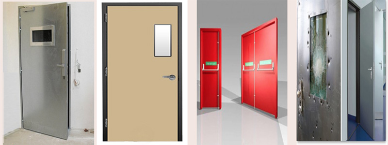 Bullet Proof Doors & Fire Shield Industry LLCUAE|Fire rated doors in UAE|Powder coating ...