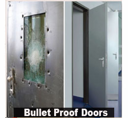 Bulletproofdoors